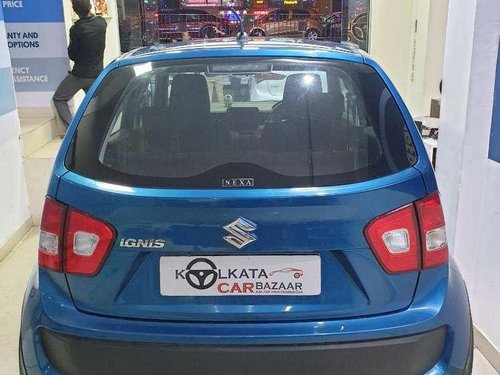 2018 Maruti Suzuki Ignis 1.2 Delta MT for sale in Kolkata