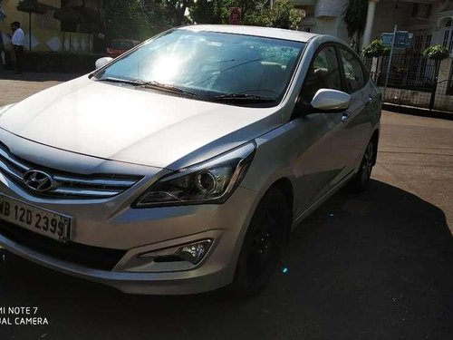 2015 Hyundai Fluidic Verna MT for sale in Kolkata
