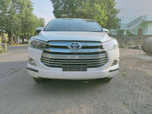 2017 Toyota Innova Crysta MT for sale in Jalgaon