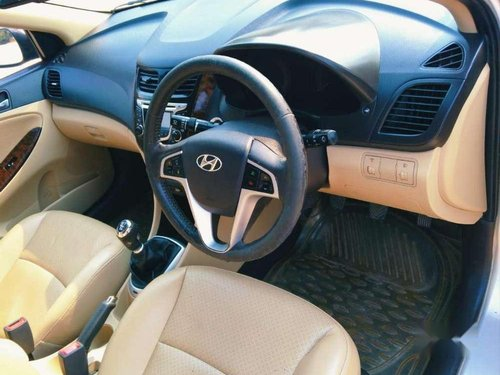 Hyundai Fluidic Verna 2013 MT for sale in Kanpur