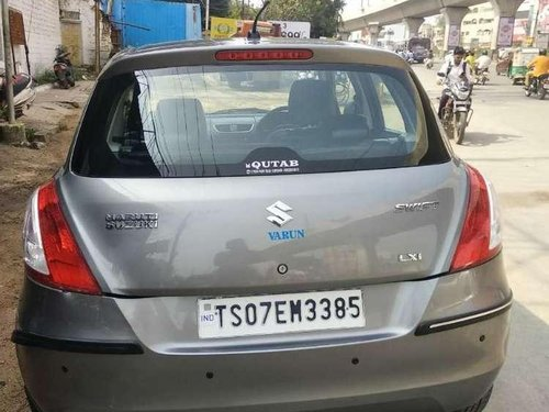 Maruti Suzuki Swift LXI 2015 MT for sale in Hyderabad