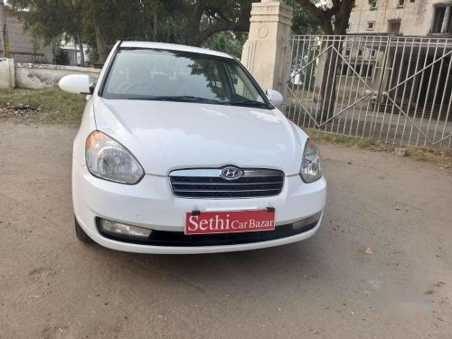 Used 2008 Hyundai Verna CRDi SX MT for sale in Patiala