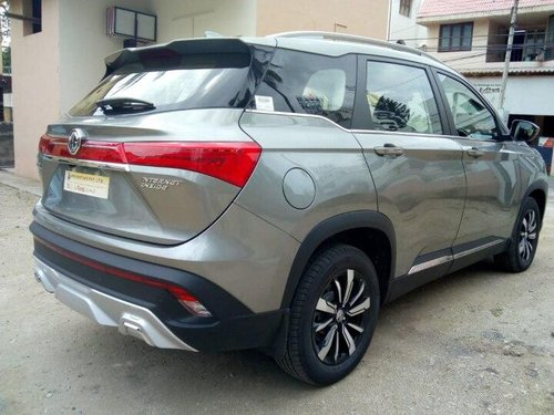 Used 2020 MG Hector Plus MT for sale in Coimbatore