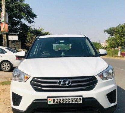 Hyundai Creta 1.4 E Plus 2018 MT for sale in Jaipur