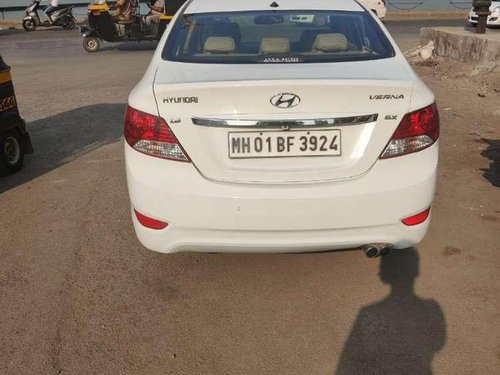 Hyundai Fluidic Verna 2012 MT for sale in Mumbai