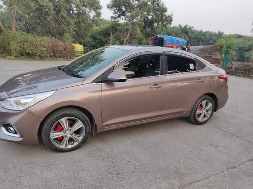 Used Hyundai Verna CRDi 2018 AT for sale in Indore