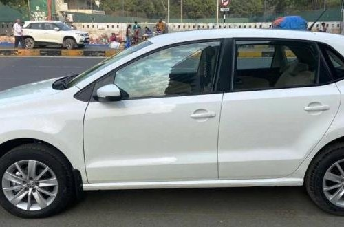 2016 Volkswagen Polo 1.5 TDI Highline MT in Ahmedabad