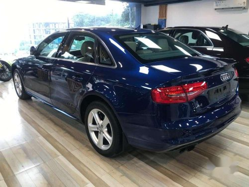 Used 2014 Audi A4 2.0 TDI AT in Hyderabad