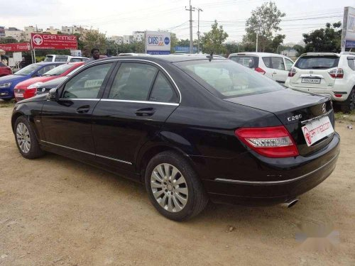 Mercedes-Benz C-Class 200 CGI, 2011, Petrol AT in Hyderabad