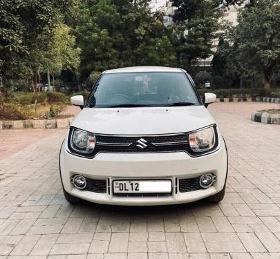 2018 Maruti Suzuki Ignis 1.2 AMT Zeta AT in New Delhi