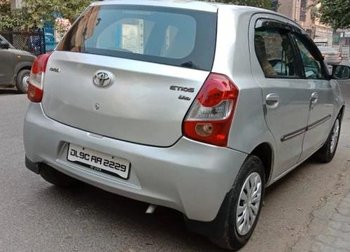 2011 Toyota Etios Liva G MT for sale in New Delhi-10