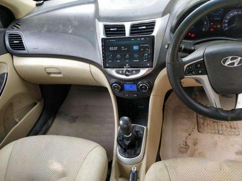 Used 2012 Hyundai Fluidic Verna MT in Gandhinagar