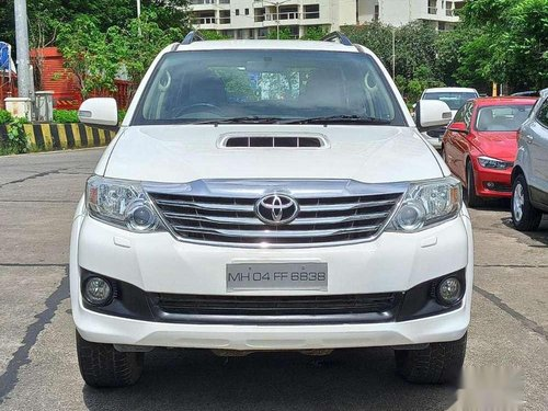 Toyota Fortuner 3.0 4x2, 2012, Diesel AT in Mumbai