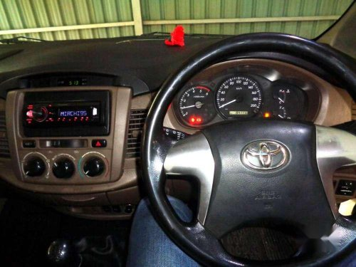 2015 Toyota Innova 2.5 GX 7 STR MT in Hyderabad