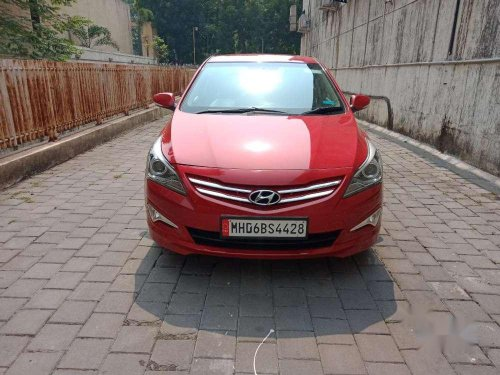 2017 Hyundai Fluidic Verna MT for sale in Mumbai-8