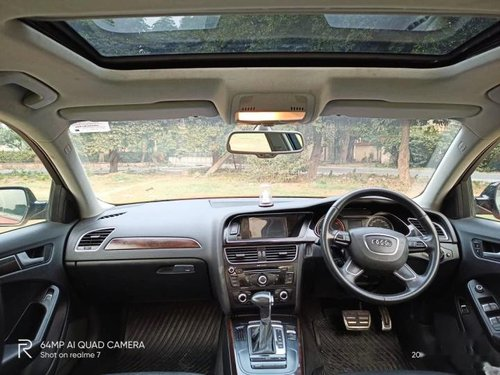 2015 Audi A4 35 TDI Premium AT in New Delhi-1