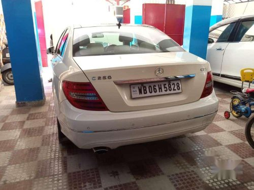 2011 Mercedes Benz C-Class AT for sale in Kolkata