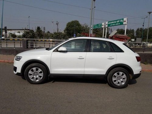 2014 Audi Q3 2012-2015 AT for sale in Indore