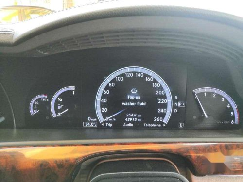 2012 Mercedes Benz S Class AT for sale in Mumbai