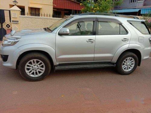 2012 Toyota Fortuner AT for sale in Tiruchirappalli