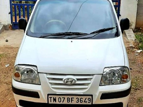 Hyundai Santro 2010 MT for sale in Tiruchirappalli
