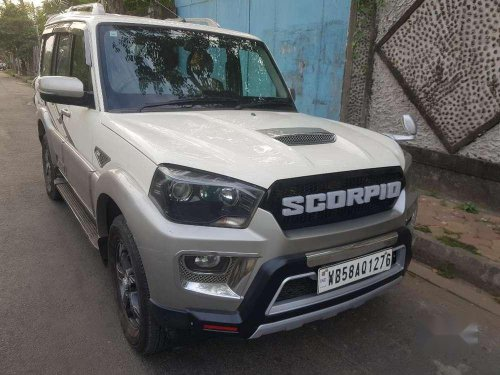 2017 Mahindra Scorpio MT for sale in Kolkata