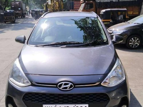 2017 Hyundai Grand i10 Sportz MT for sale in Mumbai