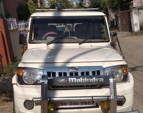 2013 Mahindra Bolero ZLX MT for sale in Patna