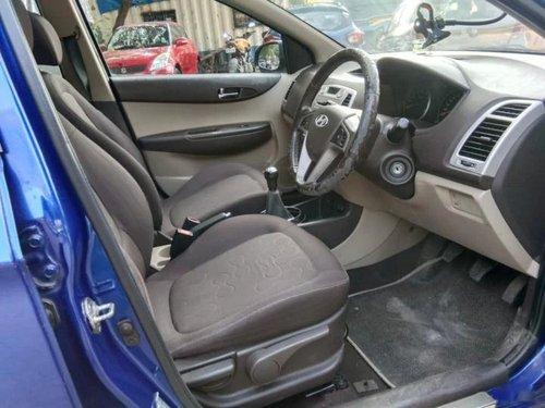 2010 Hyundai i20 1.2 Asta Option with Sunroof MT in Mumbai