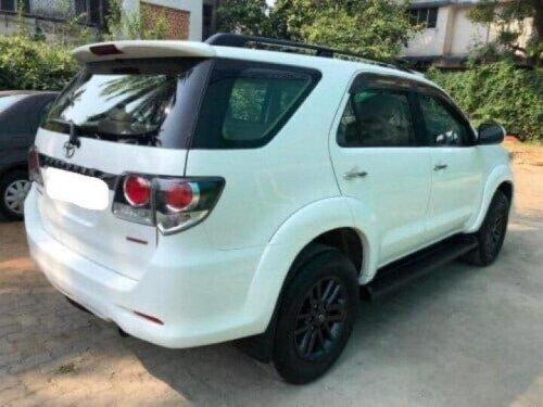 2015 Toyota Fortuner 4x2 AT in Mumbai