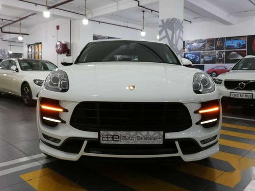Porsche Macan Turbo, 2015, Petrol AT in Hyderabad