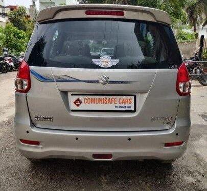 Used 2014 Maruti Suzuki Ertiga VDI MT in Bangalore
