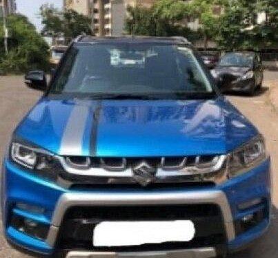 2016 Maruti Vitara Brezza ZDi Plus MT in Mumbai