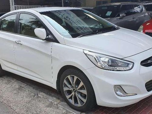 2014 Hyundai Fluidic Verna MT for sale in Nagar