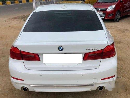 2017 BMW 5 Series 520d Luxury Line AT in Hyderabad
