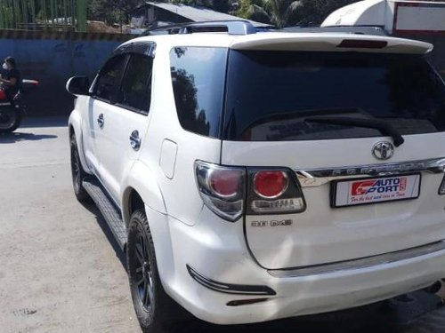 2016 Toyota Fortuner 4x2 AT for sale in Mumbai