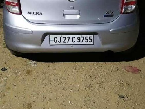 2012 Nissan Micra Diesel MT for sale in Rajkot-2