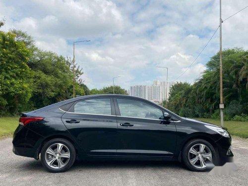 Hyundai Verna Fluidic 1.6 CRDi SX Opt, 2018, Diesel MT in Hyderabad