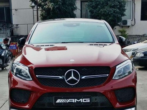 Used 2015 Mercedes Benz GLE Coupe AT for sale in Pune
