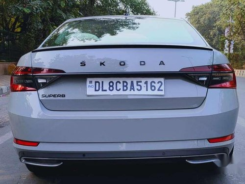 Used 2020 Skoda Superb MT for sale in Gurgaon