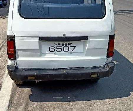 2007 Maruti Suzuki Omni MT in Hyderabad