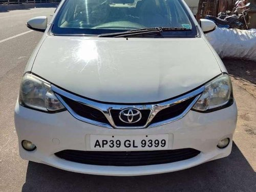 Used 2016 Toyota Etios VX MT for sale in Kakinada