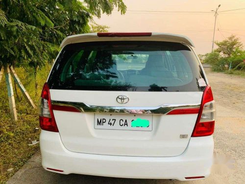 2015 Toyota Innova MT for sale in Bhopal