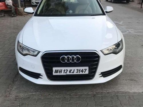 Used Audi A6 2013 AT for sale in Nagpur