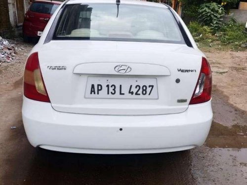 2007 Hyundai Verna MT for sale in Hyderabad-5