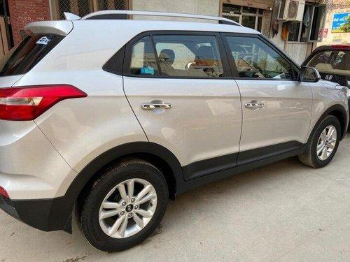 2016 Hyundai Creta 1.6 VTVT SX Plus Dual Tone AT in Gurgaon