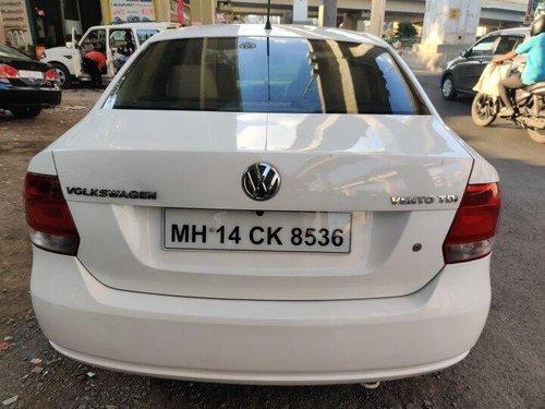 2011 Volkswagen Vento Diesel Trendline MT in Pune