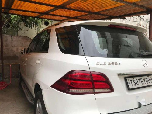 Mercedes Benz GLE 2016 AT in Hyderabad