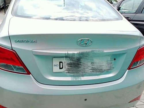 2016 Hyundai Fluidic Verna MT for sale in Gurgaon