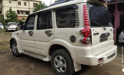 Used Mahindra Scorpio 2009 MT for sale in Patna